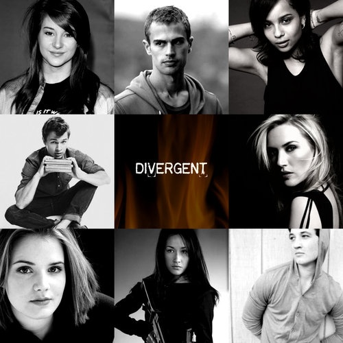 divergent movie cast tobias - photo #14