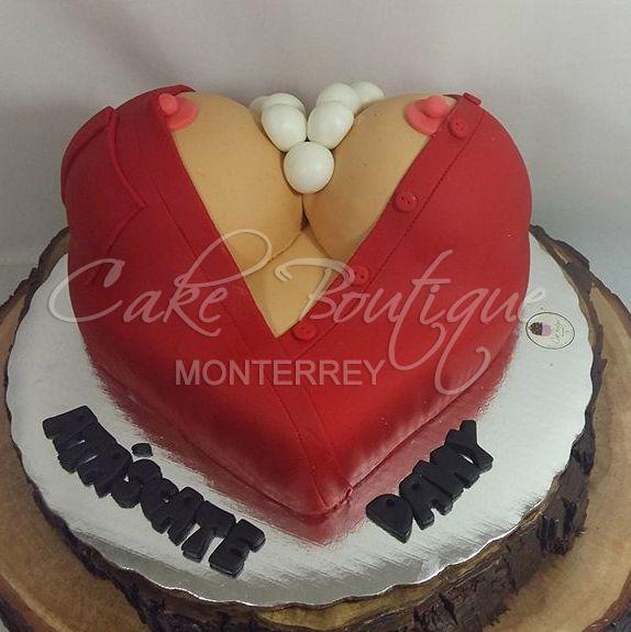 Pastel despedida de soltero, bachelorette cake