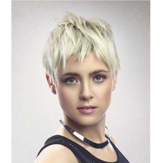 Krótkie fryzury damskie - nowoczesne i bardzo kobiece - Strona 13