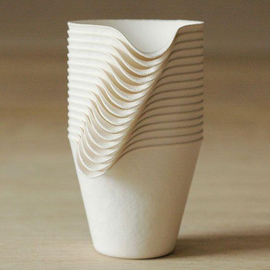 wasara biodegradable paper tableware from japan