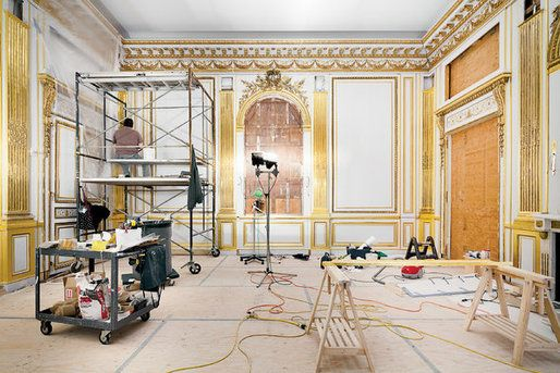 One of the finest examples of French Neoclassical interior architecture in the United States | News | Archinect