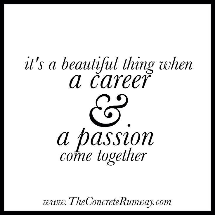 Inspirational Fashion career quotes to get you through your Monday!