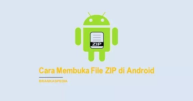Cara Membuka File Zip Di Android Menggunakan Files By Google Pengikut Aplikasi Google