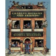 Contains a short version of Oliver Twist - lovely illustrations. Simple descriptive language - perfect for uplevelling and improving.