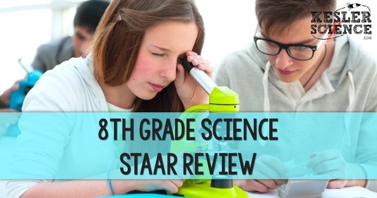 Looking for a way to review your students for the 8th grade science STAAR test? I've got several ideas you could use.