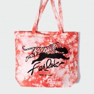 Collect London - Totebag Thrill Tie-Dye