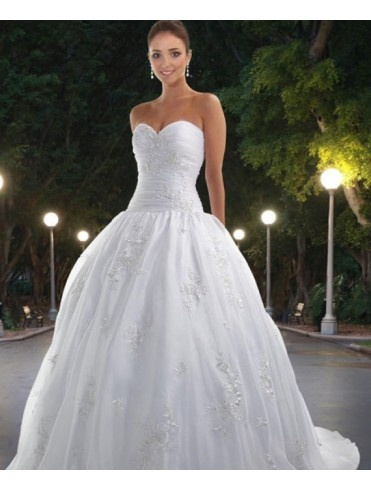 Pure Perfection Leek - WP46 - Princess - Wedding Dresses