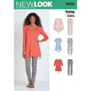 New Look - 6439 Tuniek, legging