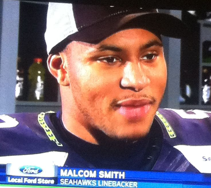 Malcolm Smith the game winning interception.  USC to Seahawks Super Bowl win...  Fight On!!!
