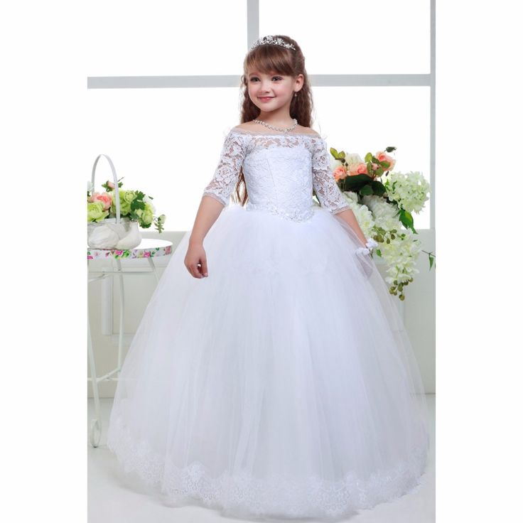 http://babyclothes.fashiongarments.biz/  Flower Girl Dresses Elegant White Boat neck Lace Half Sleeve First Communion Dresses for Girls Ball Gown Flower Girl Dresses, http://babyclothes.fashiongarments.biz/products/flower-girl-dresses-elegant-white-boat-neck-lace-half-sleeve-first-communion-dresses-for-girls-ball-gown-flower-girl-dresses/,  Flower Girl Dresses Elegant White Boat neck Lace Half Sleeve First Communion Dresses for Girls Ball Gown Flower Girl Dresses  ,     Flower Girl Dresses…