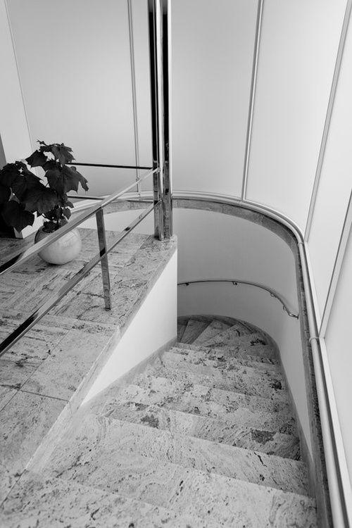 Stair, Ludwig Mies van der Rohe