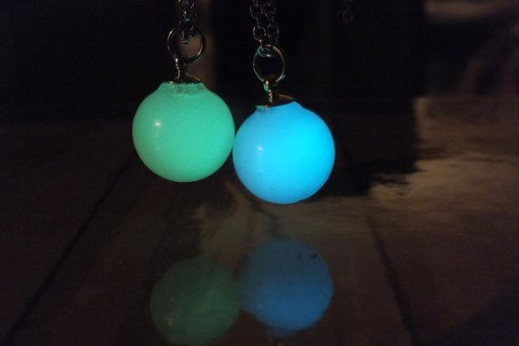 Glass Aerith's Holy Materia Shard Dragon Souls Glows by GeekOUTlet, $18.00