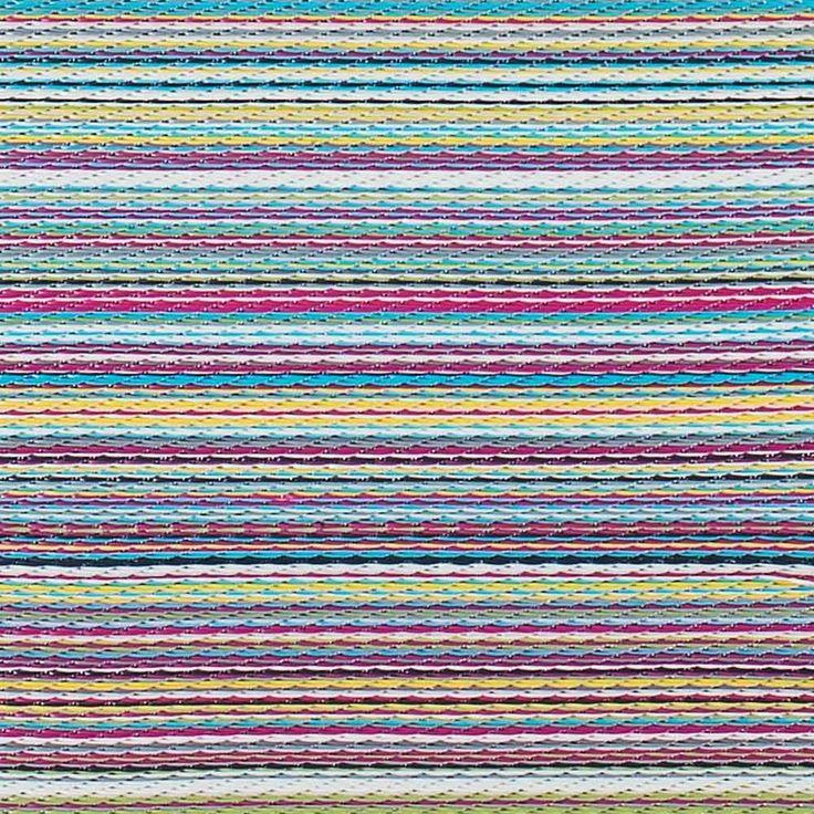 """Kunststoff-Teppich """"Canaria"""" violett"""