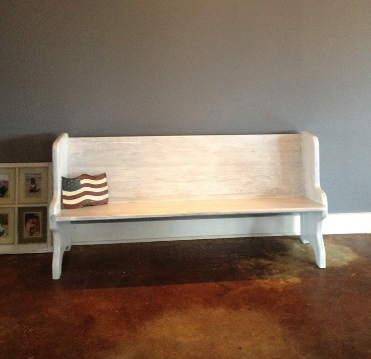 307 best church pew images on pinterest church pews farmhouse style and church pew bench - Church Pew