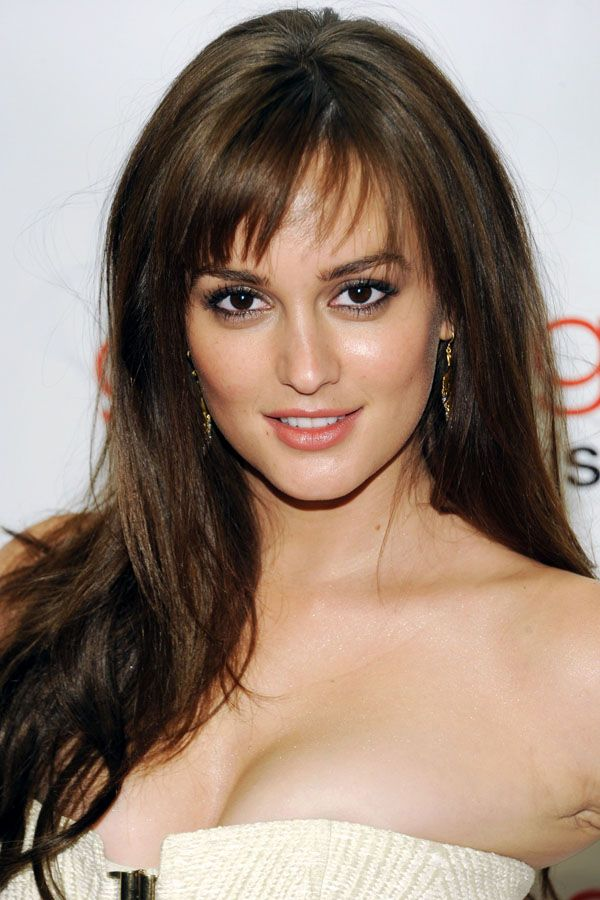 Leighton Meester Gossip Girl 100th episode celebration 2011 Ex Gossip Girl and new Biotherm face Leighton Meester's top 10 hair and makeup looks
