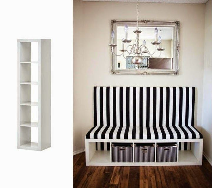 Ikea hack customiser l 39 tag re expedit ikea hack ikea inspiration an - Etagere cube ikea expedit ...