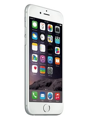 Apple iPhone 6 Plus 128GB stříbrný