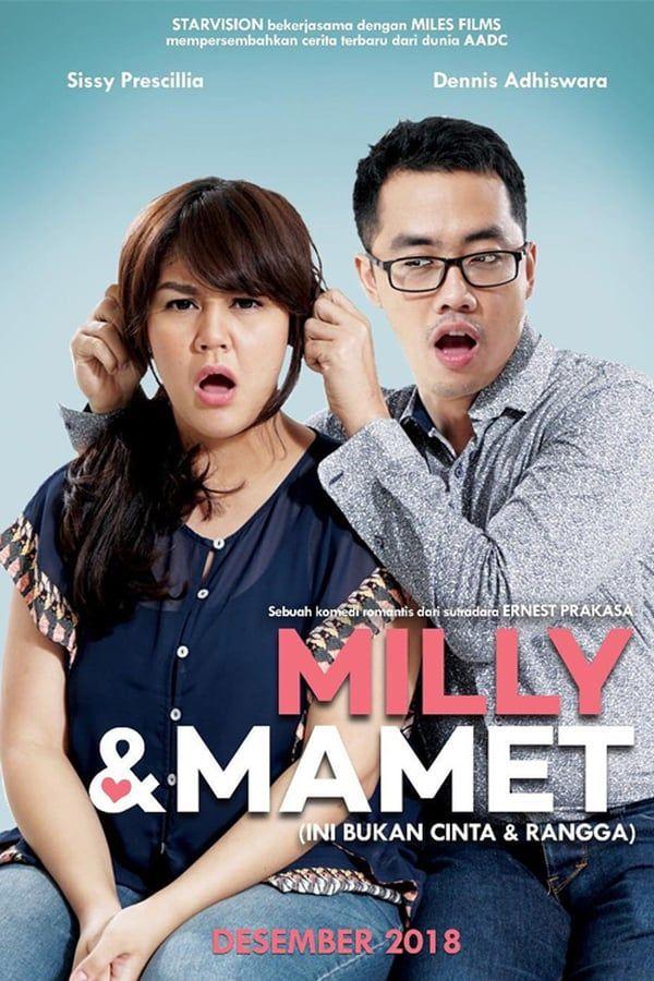 Nonton Film Milly Dan Mamet Full Movie : nonton, milly, mamet, movie, Download, Milly, Mamet, Movie, Online, Komedi, Romantis,, Komedi,, Poster