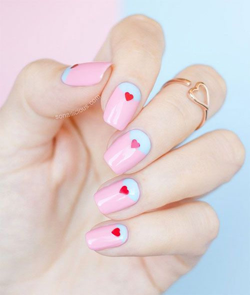 15-Easy-Cute-Valentines-Day-Nail-Art-Designs-Ideas-2016-Valentines-Nails-13
