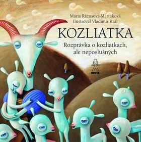 Kozliatka (Mária Rázusová-Martáková, Jaroslava Blažková) Kniha
