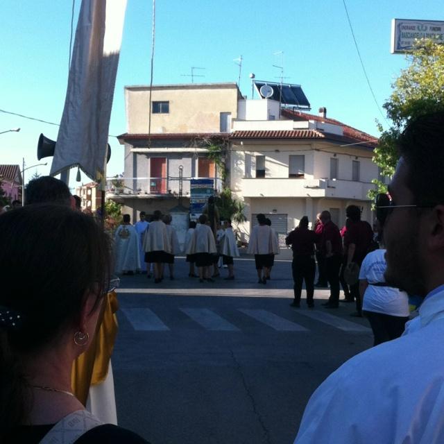 Processione Santa Marina