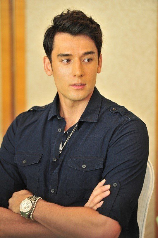 Julien Kang. Half French, Half Korean.  Be still my heart.