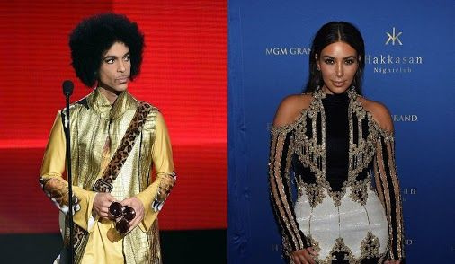 Kim Kardashian may be the only person in the world who wouldn't dance with Prince. http://mashable.com/2016/04/23/kim-kardashian-prince-video/#dPR38_sNguqy