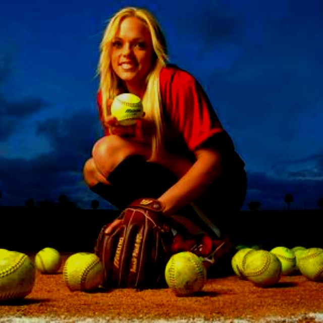 baseball and famous softball players Famous softball players - the story of jennie finch.