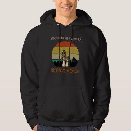58 I Shoot People Funny Hooded Sweatshirt