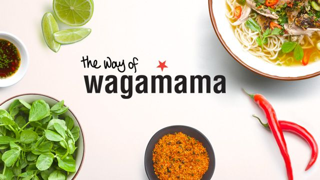 Win a £50 wagamama voucher to you can branch out when ordering