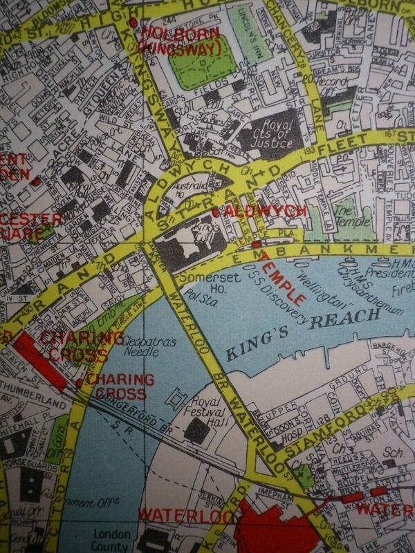 Greater London via richardovery 137 best Font
