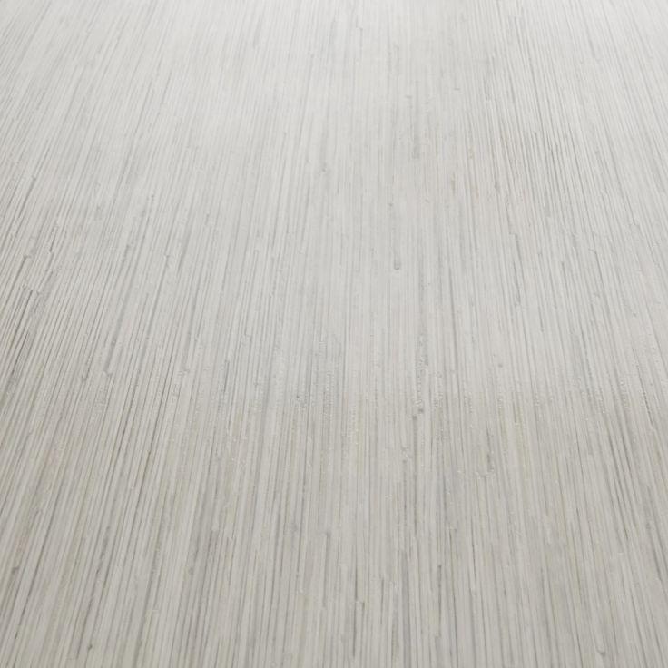 Platinum akira modern white vinyl flooring kitchen for Lino flooring wood effect