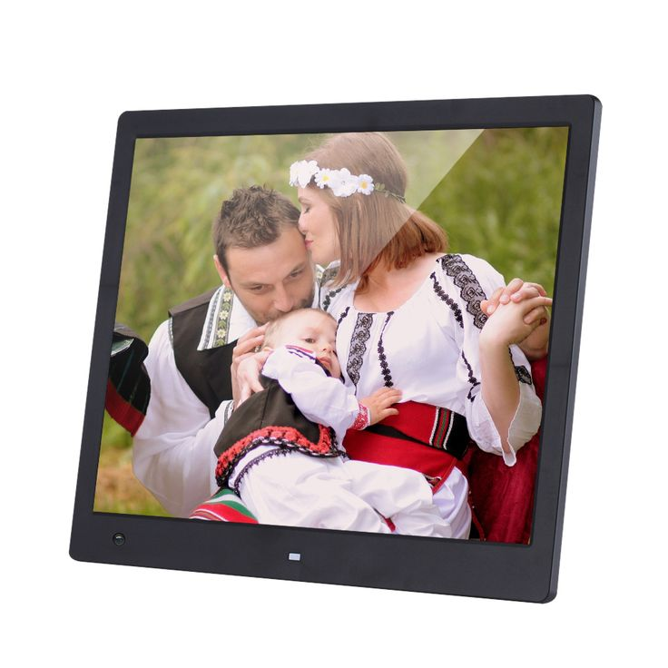 Buy best black us 16 Inch Wide Screen High Resolution LED Digital Photo Frame from LovDock.com. Buy affordable and quality Digital Photo Frame online, various discounts are waiting for you