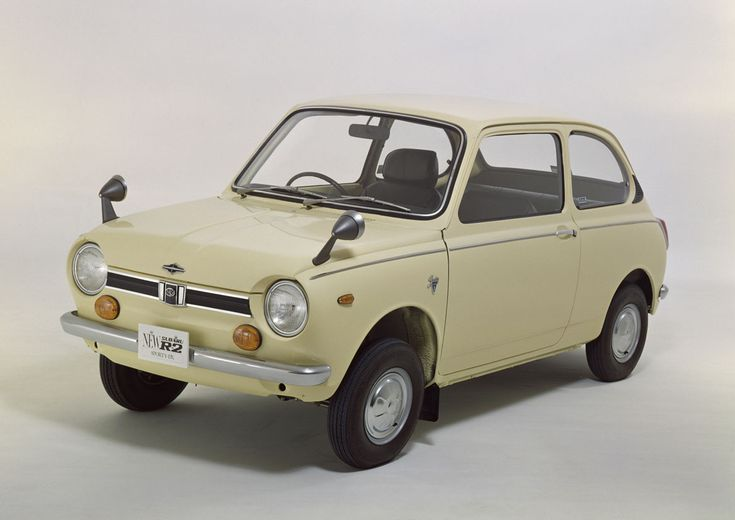 Subaru R-2 1971