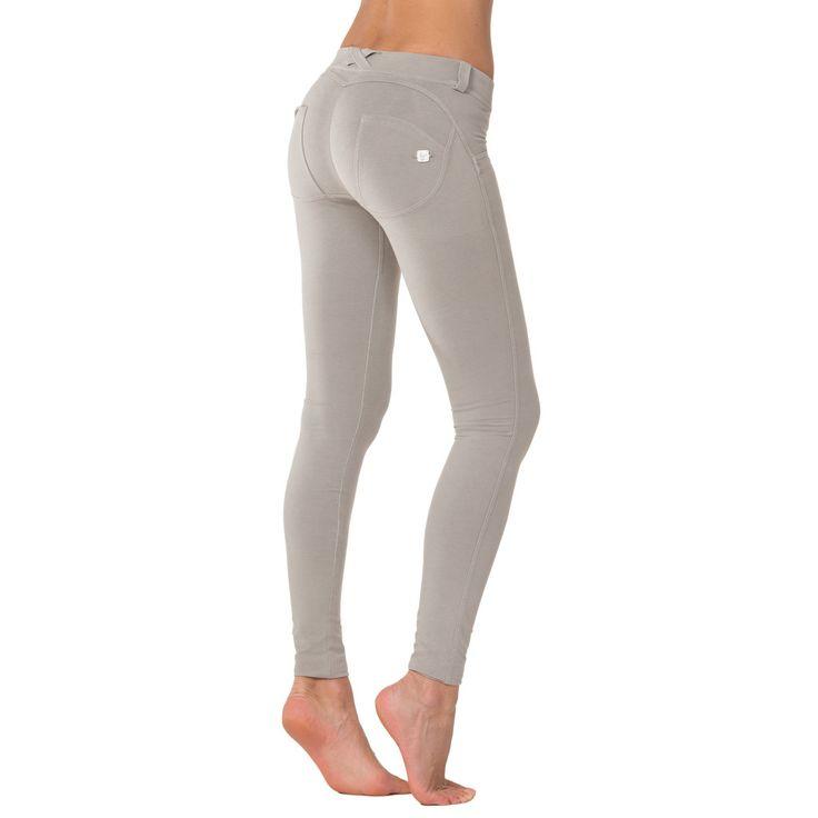 WR.UP® SHAPING EFFECT/ Skinny Long Length Light Grey