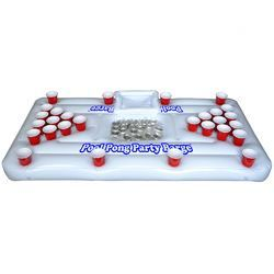 Floating Beer Pong Table with Cooler for Sale | Wayfair