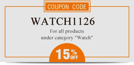 Coupon code: WATCH1126