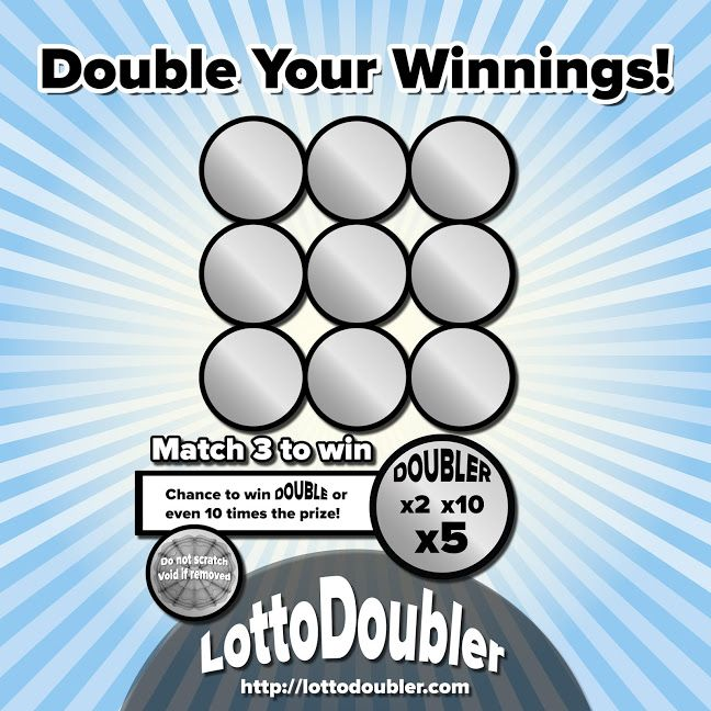 Double Your Winnings! Win up to 10 times! x2, x5, x10 It's all about the doubler! Lotto Doubler instant lottery   Blog http://blog.lottodoubler.com/2015/08/double-your-winnings-its-all-about.html   Twitter https://twitter.com/lottodoubler/status/628853516564602880   Instagram https://instagram.com/p/5_xzOCjZ-q/   Facebook https://www.facebook.com/lottodoubler   Website http://lottodoubler.com   #suddenly #millionaire #scratch #scratch