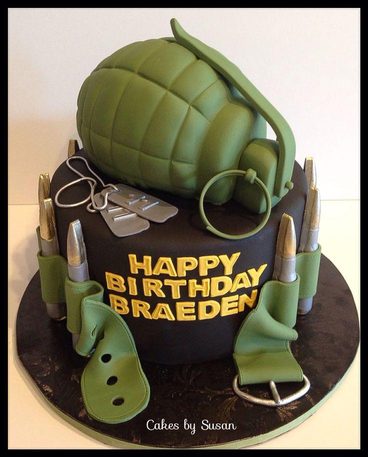 Call of duty cake                                                                                                                                                                                 Más