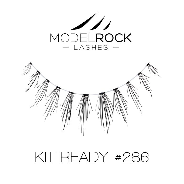 MODELROCK LASHES Kit Ready #286