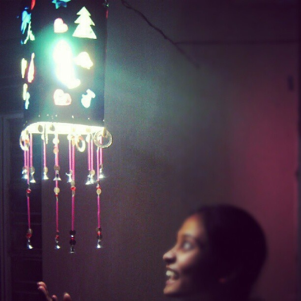Hanging lamp - @adinari- #webstagram  #Christmas: Hanging Lamps, Webstagram Christmas