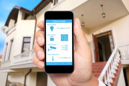 Sécuriser sa #maison : Le système d' #alarme #domotique. Blog du #comparateur malin !