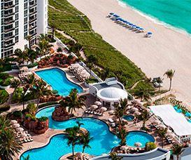 Trump International Beach Resort 18001 Collins Avenue, Sunny Isles Beach, FL 33160 From: $235