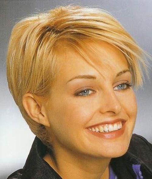 66 best Short Hairstyles images on Pinterest | Short films ...