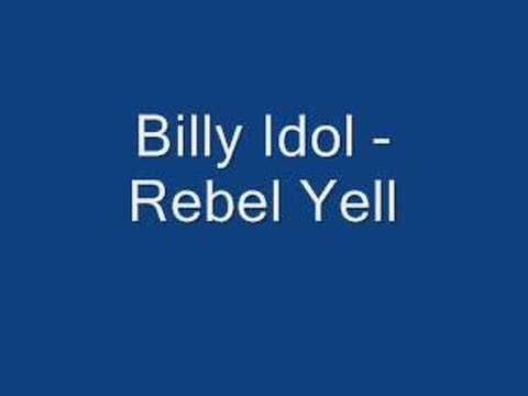 Chords for Billy Idol - Rebel Yell. Play along with guitar, ukulele or piano using our intuitive playback interface.