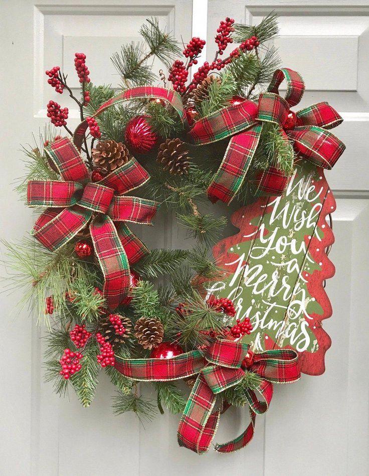 Christmas Karaoke Christmas Wreath Images Free Clip Art! # ...