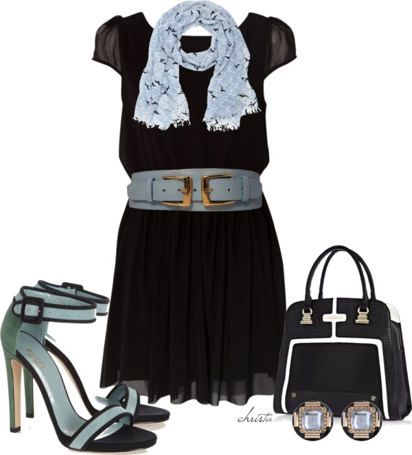 """""""Colorblock"""" by christa72 ❤ liked on Polyvore"""