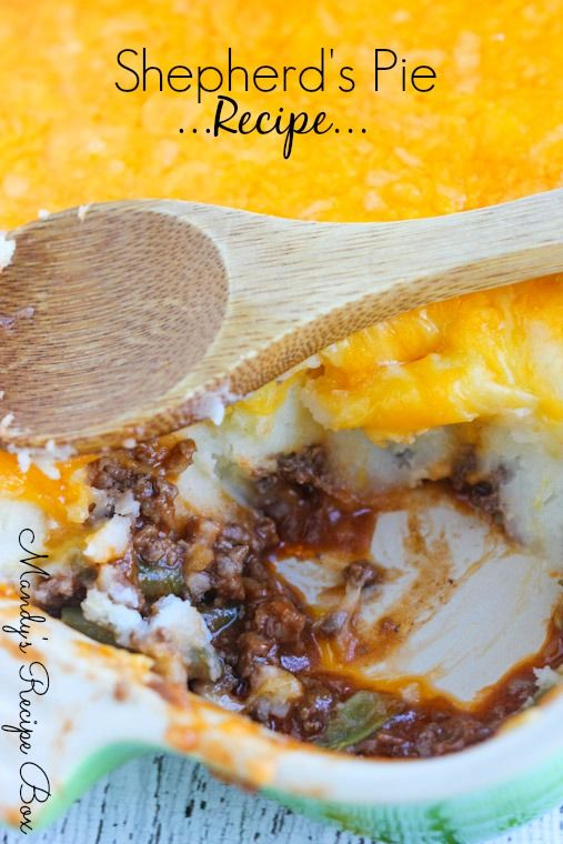 Best 25+ Easy shepherds pie recipe ideas on Pinterest ...