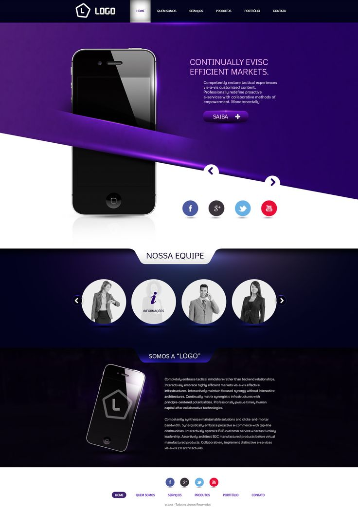 Speed Art - Web Design 3 by ~Danielsnows on deviantART #webdesign