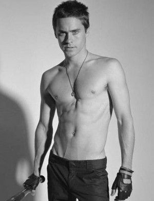 "Jared Leto.  Watching ""Fight Club"" tonight and there he was...and I remembered how gorgeous he is"